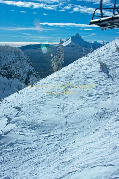 Hoodoo Ski Area, Santiam Pass, Sisters, OR - Gary N Miller