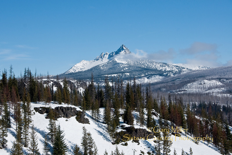 Hoodoo Ski Area 2009. Gary Miller - Sisters Country Photography