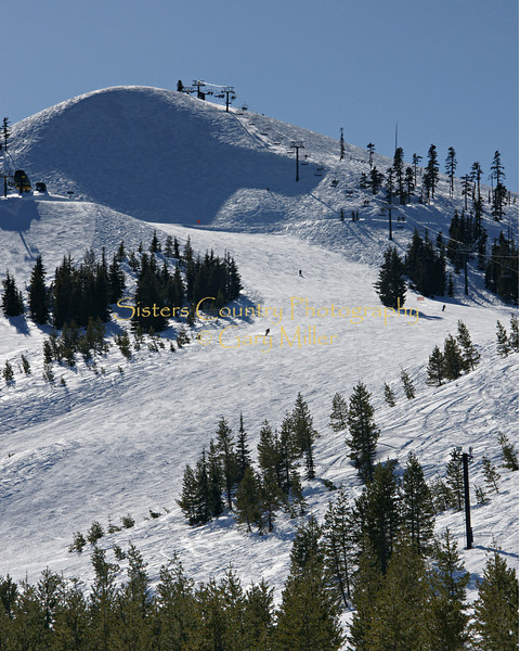 Grandstand and Red Valley - Hoodoo Ski Area