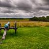 Canon in the field Bull Run