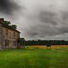 The Henry House. Bull Run Battlefield