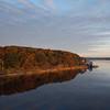 Providence River at Dawn
