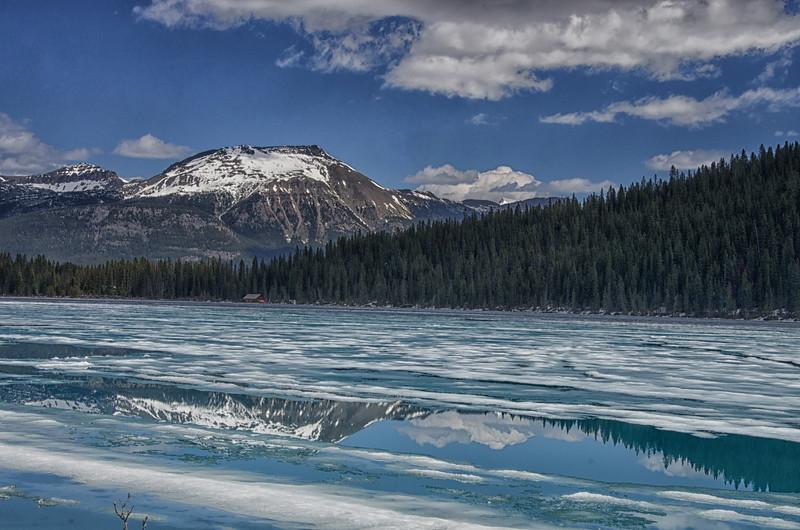Lake Louise in June