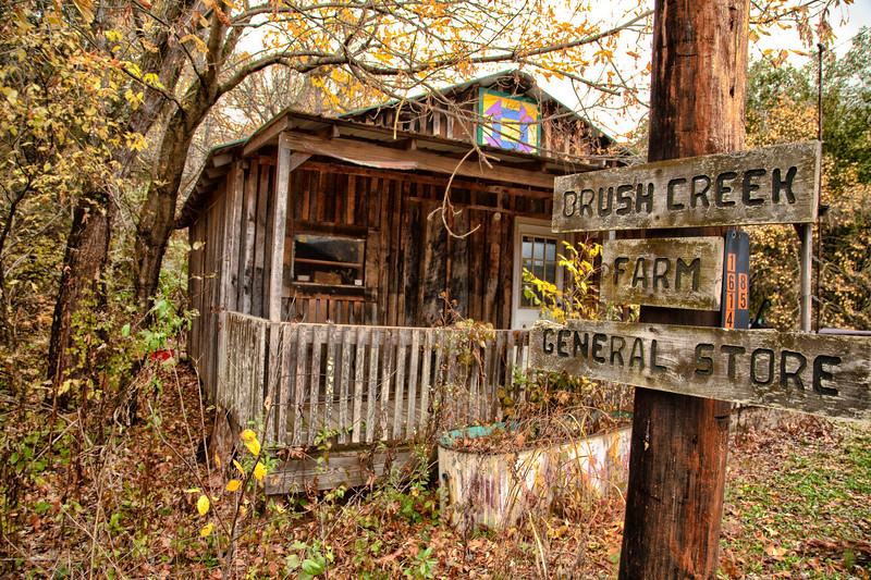 Brush Creek General Store