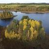 Lake Jääsjärvi, Joutsa, Finland