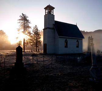 light up the church