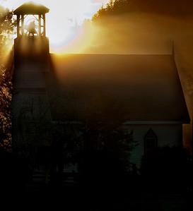 light up the church II