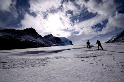 Alberta Icefield