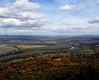 <center>Fall Colors in the Valley    <br><br>Holyoke, Massachusetts</center>