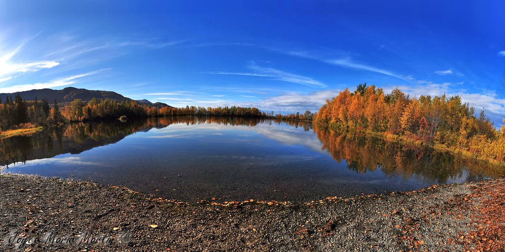 Reflection Lake Alaska