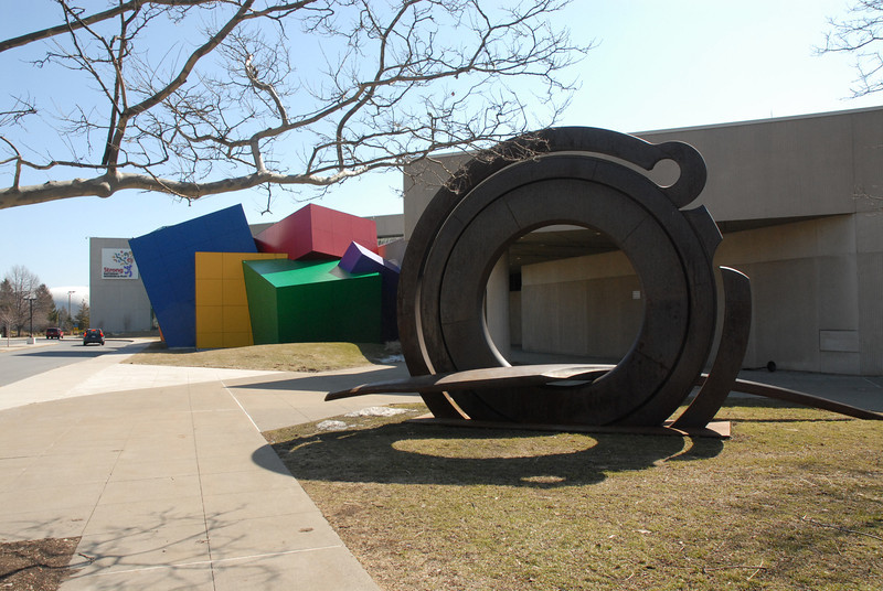 Strong Museum of Play, Paley sculpture -----Please Photo Credit: Communications Bureau, City of Rochester