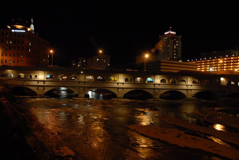 Erie Aqueduct -----Please Photo Credit: Communications Bureau, City of Rochester
