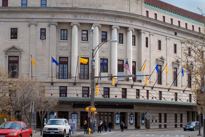 Eastman Theatre-----Please Photo Credit: Communications Bureau, City of Rochester