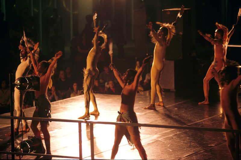 Garth Fagan dance #2