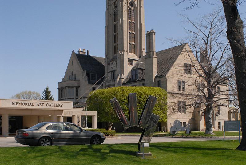 Memorial Art Gallery -----Please Photo Credit: Communications Bureau, City of Rochester