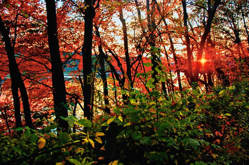 Amesbury, MA - 2006 Merrimack Sunset - 3