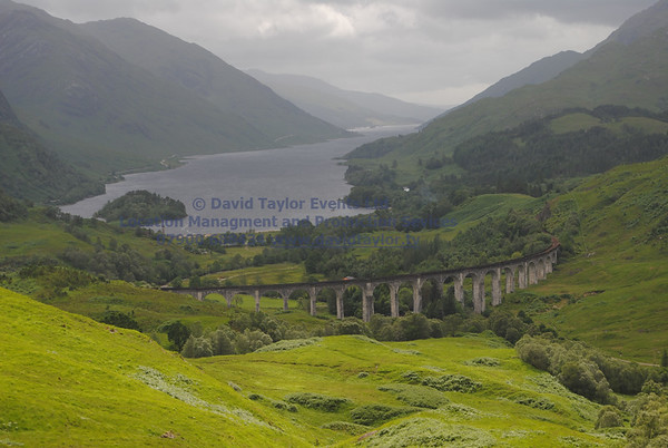 Glenfinnan viaduct (Forrest road 14SW) - 15