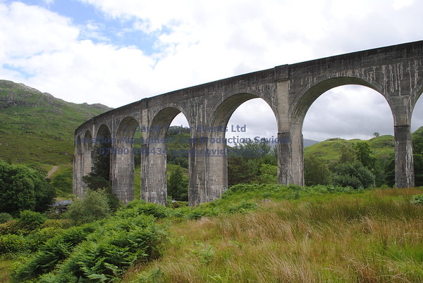 Glenfinnan viaduct - 23