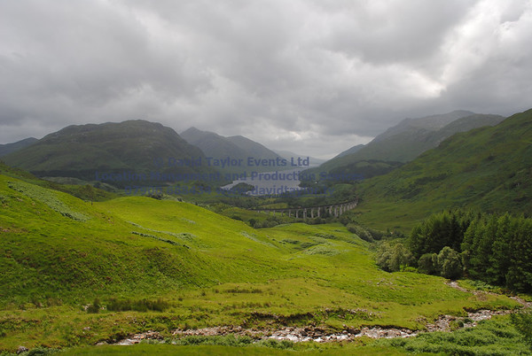 Glenfinnan viaduct (Forrest road 14SW) - 16