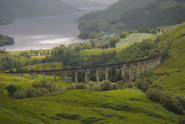Glenfinnan viaduct (Forrest road 14SW) - 07