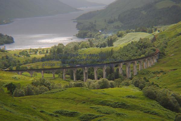 Glenfinnan viaduct (Forrest road 14SW) - 07
