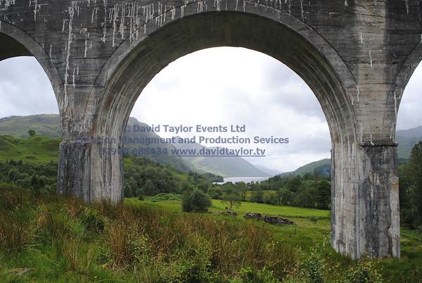 Glenfinnan viaduct - 26