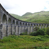 Glenfinnan viaduct (track under bridge 13E) - 2