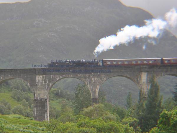 Glenfinnan viaduct (road 14S) - 3