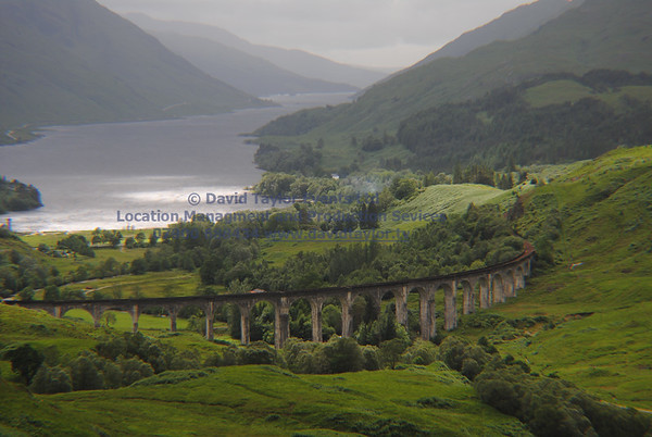 Glenfinnan viaduct (Forrest road 14SW) - 06