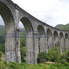 Glenfinnan viaduct (track under bridge 13E) - 6