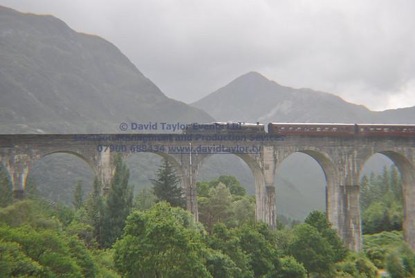 Glenfinnan viaduct (road 14S) - 1