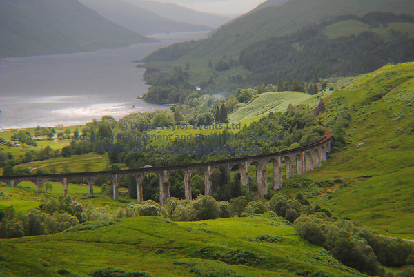 Glenfinnan viaduct (Forrest road 14SW) - 08