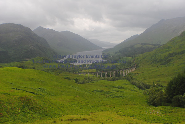 Glenfinnan viaduct (Forrest road 14SW) - 19