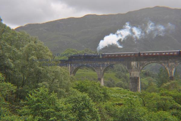 Glenfinnan viaduct (road 14S) - 4