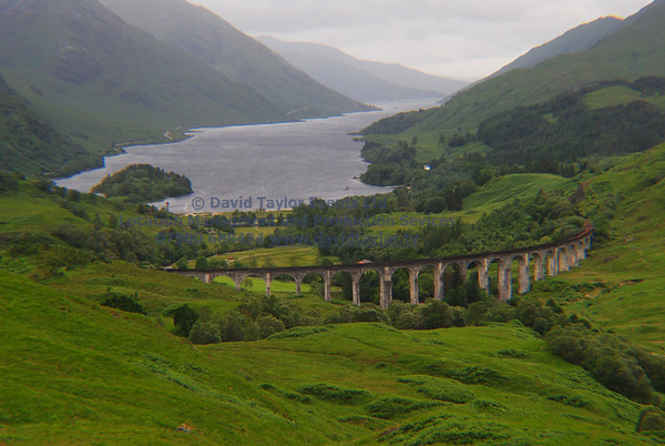 Glenfinnan viaduct (Forrest road 14SW) - 28