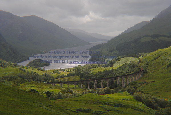 Glenfinnan viaduct (Forrest road 14SW) - 09
