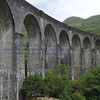 Glenfinnan viaduct (track under bridge 13E) - 5