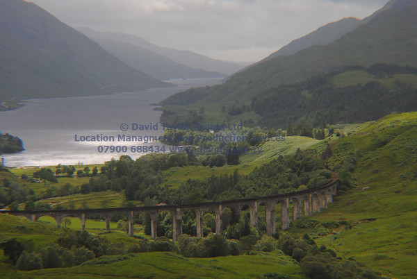 Glenfinnan viaduct (Forrest road 14SW) - 05
