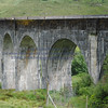 Glenfinnan viaduct (track under bridge 13E) - 1