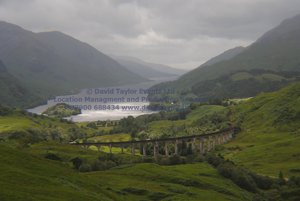 Glenfinnan viaduct (Forrest road 14SW) - 03