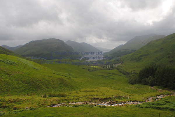 Glenfinnan viaduct (Forrest road 14SW) - 18
