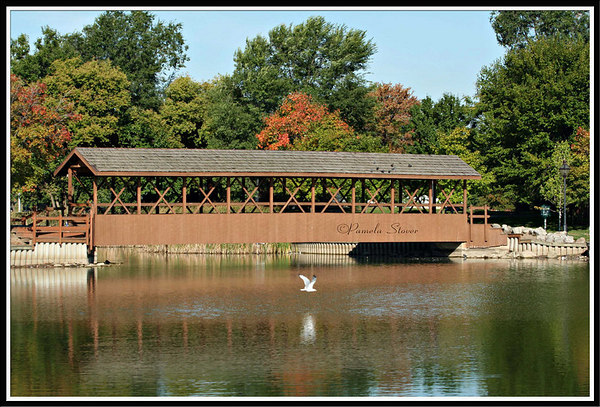 Heritage Park Bridge<br /> ©Pamela Stover<br /> Exposed Images Photography