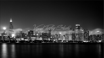 Chi-Town B&W