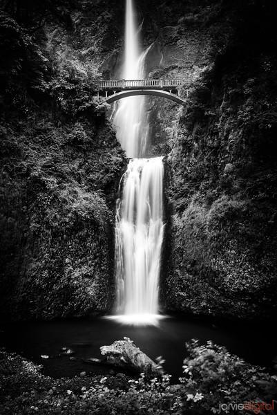 falls in portland