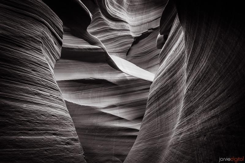 antelope canyon horizontal