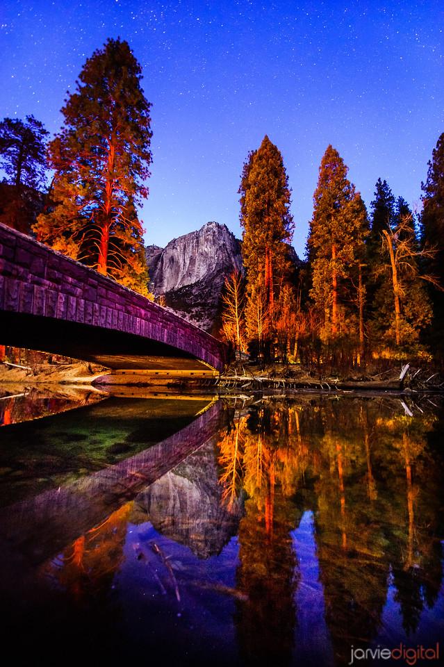 Twilight is a bridge