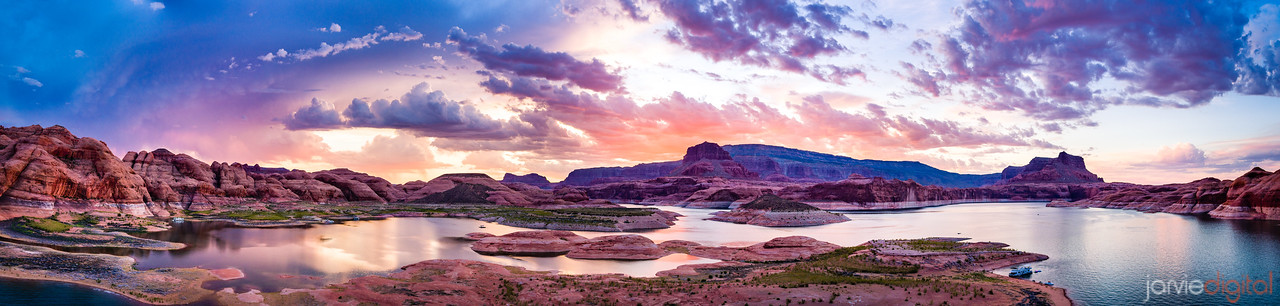 Lake Powell - Glen Canyon