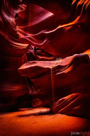 Antelope Sand - Antelope Canyon