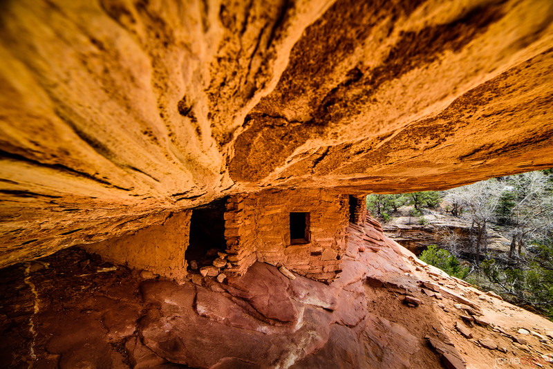 Firehouse Ruins - Bears Ears