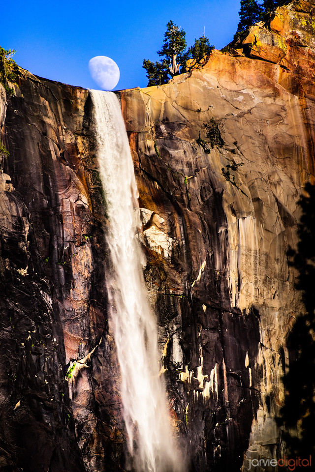 Bridalveil Falls